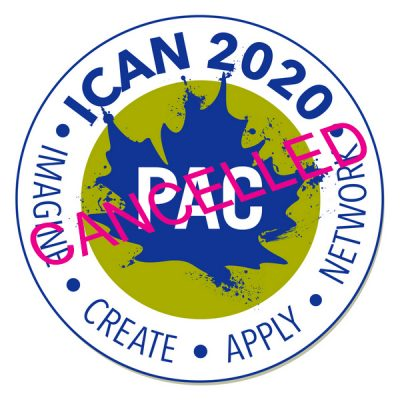 ICAN2020 Cancelled