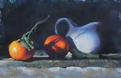 Acres,Trish-OrangesCream-12x18