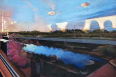 Larson,Joan-DinerWithAView-16x24