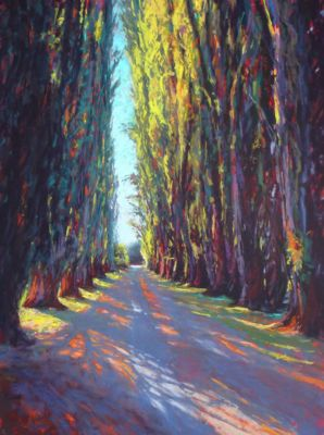 Mather,Sheila-MorningPoplars-24x18