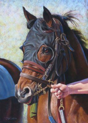 Larson,Joan-RaceBound-21x15