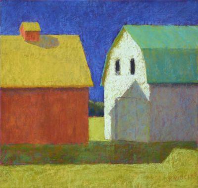 Vincent,Paul-GeometryOfBarnsIi-15x16