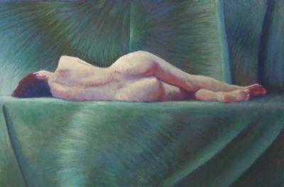 Ferraro,Margaret-Tie Dye Lie=17x26