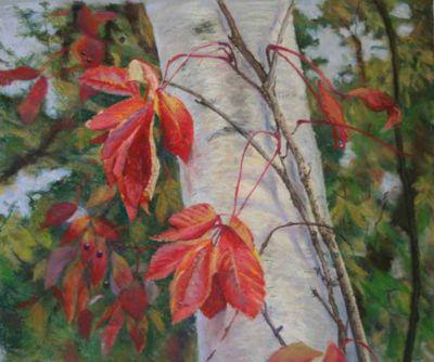 GreenlawRuth-Autumn,novaScotia-17x19