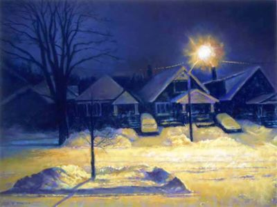 PorterClarence-AfterTheNightSnow-13x18