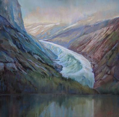 ObieFrances-Glacier-24x24