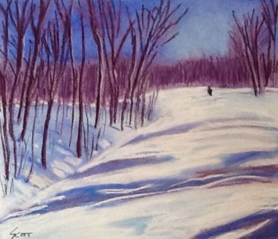 ScottSusan-WinterWalk-14x16