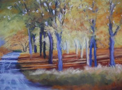 Woodard,Candice-LochRannochWoods-11X14