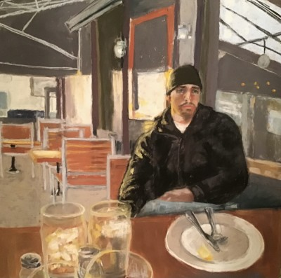 Louise Kelly MPAC Covid Dining 14x14